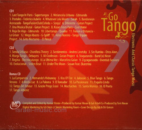Go Tango by Various