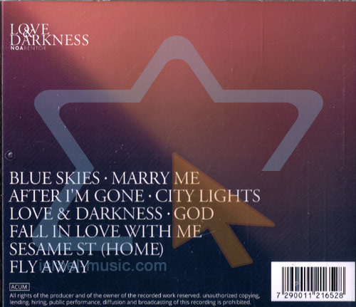 Love & Darkness by Noa Bentor