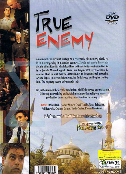 True Enemy - Adventure in Istanbul (Part 1) by Various