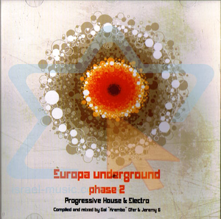 Europa Underground - Phase 2 by Various