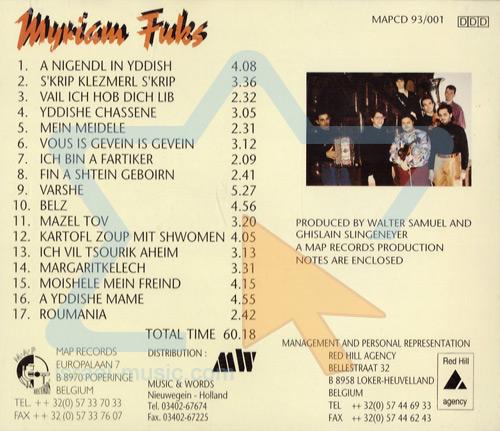 Myriam Fuks by Myriam Fuks