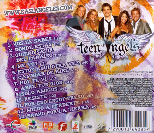 Teen Angels by Various