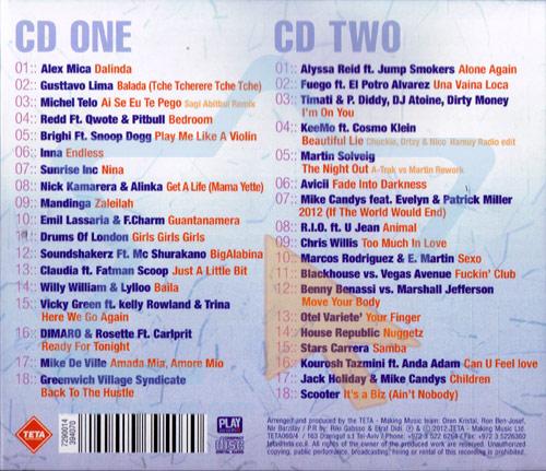 Various - 12 Hits / 12 Stars