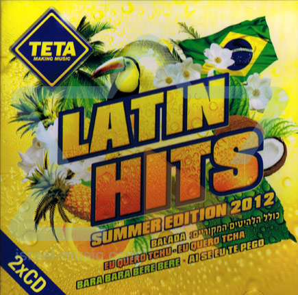Latin Hits - Summer Edition 2012 Por Various