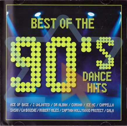 Best of the 90's Dance Hits by Various