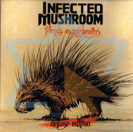 Friends On Mushrooms के द्वारा Infected Mushroom