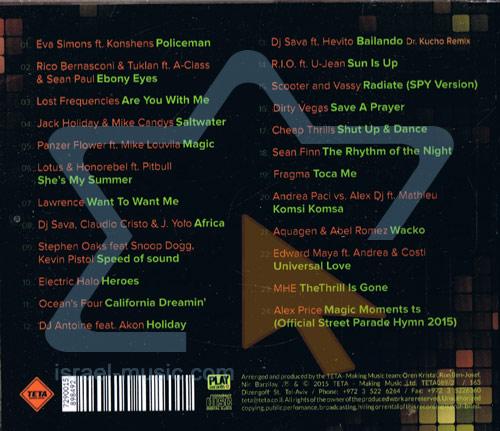 Hits 2015 Vol. 3 Par Various