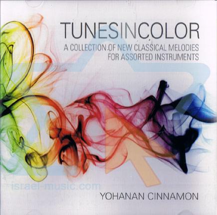 Tunes In Color by Yohanan Cinnamon