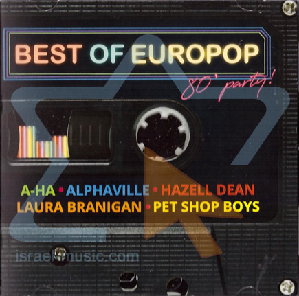 Best Of Europop - 80's Party - Various