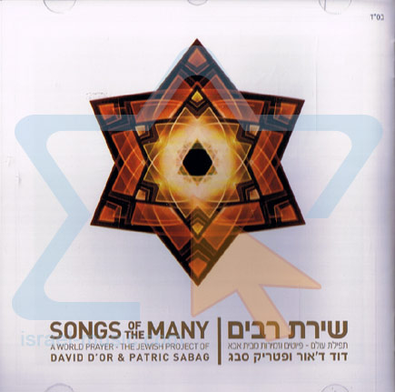 Songs Of The Many 1 by David D'eor