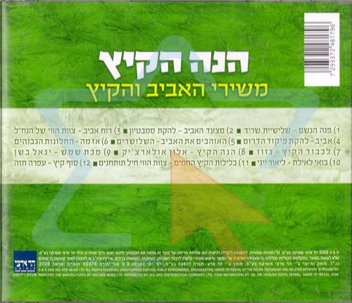 Hineh Hakaitz by Various