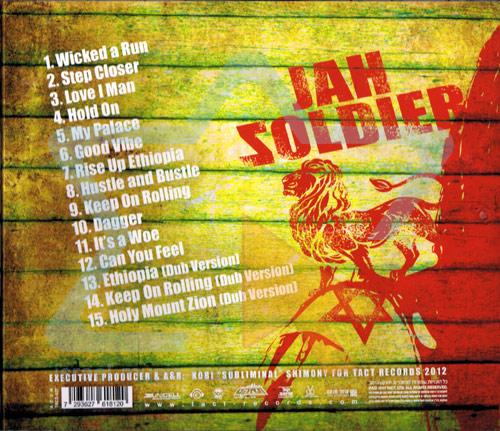 Jah Soldier - Ras Daniel