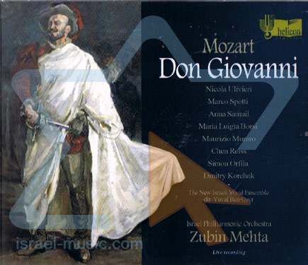 Mozart - Don Giovanni by The Israel Philharmonic Orchestra
