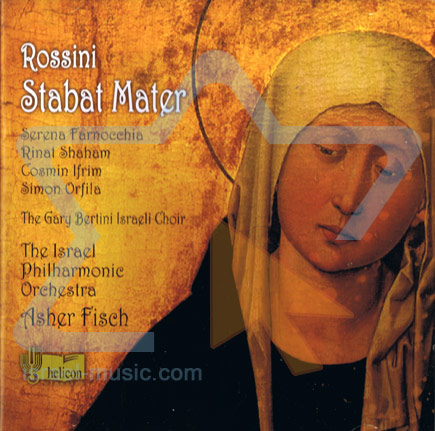 Rosini: Stabat Mater by The Israel Philharmonic Orchestra
