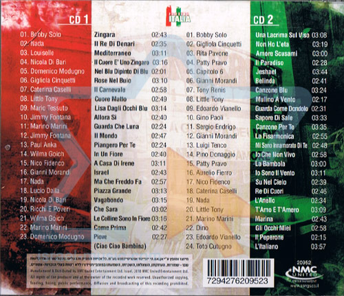 Forever Italia by Various