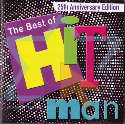 The Best Of Hit Man - 25th Anniversary Edition By Various