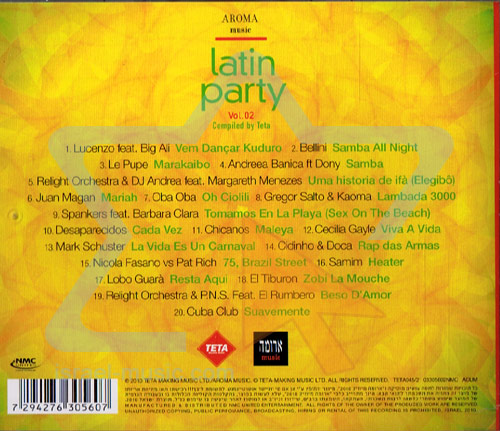 Latin Party by Various