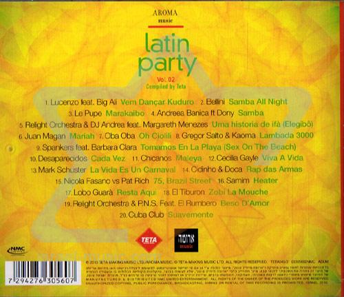 Latin Party के द्वारा Various