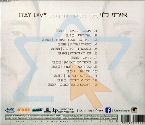 The Whole City Knows Door Itay Levy