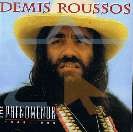 The Phenomenon 1968 - 1998 by Demis Roussos