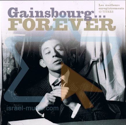 Gainsbourg...Forever by Serge Gainsbourg