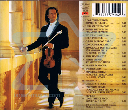 Romantic Moments by André Rieu