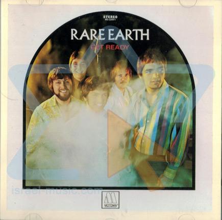 Get Ready لـ Rare Earth