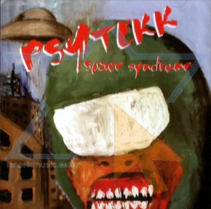 Space Syndrome - Psytekk