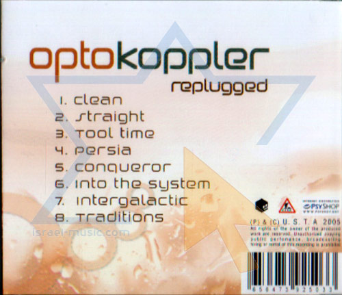 Replugged by Optokoppler