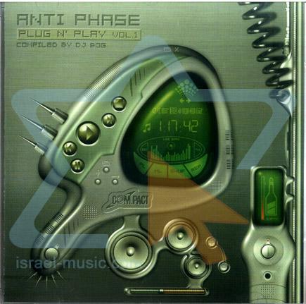 Anti Phase - Plug N' Play Vol.1 by Various