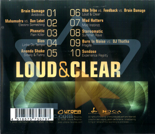 Loud & Clear by Various