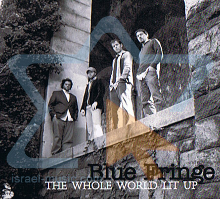 The Whole World Lit Up Por Blue Fringe