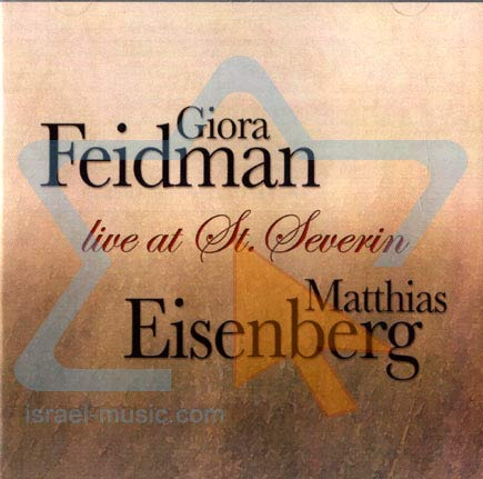Live at St. Severin by Giora Feidman