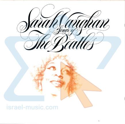 Songs of the Beatles by Sarah Vaughan