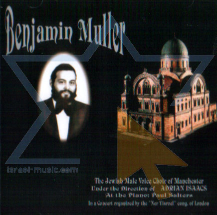 The Jewish Male Voice Choir of Manchester by Benjamin Muller