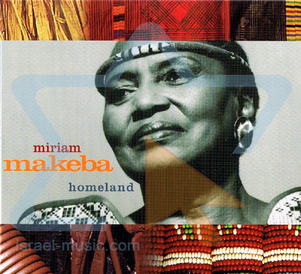 Homeland by Miriam Makeba