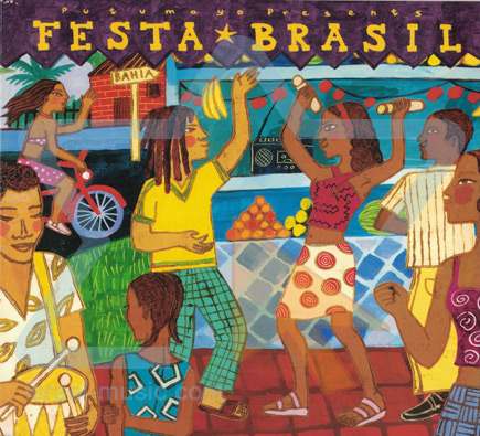 Festa Brasil - Putumayo