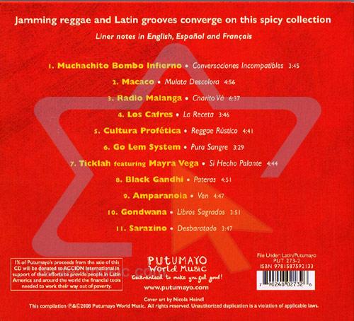 Latin Reggae by Various