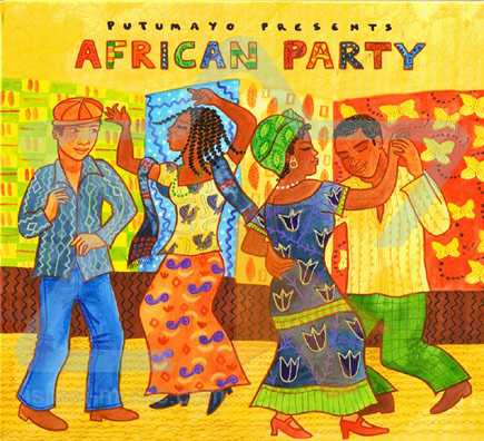 African Party by Various