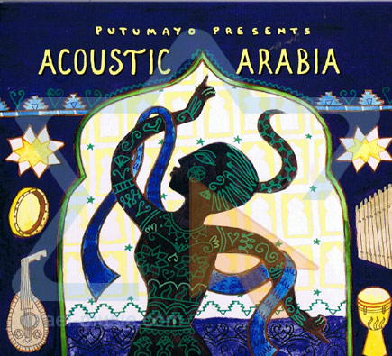 Acoustic Arabia Por Various