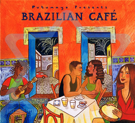 Brazilian Cafe by Various