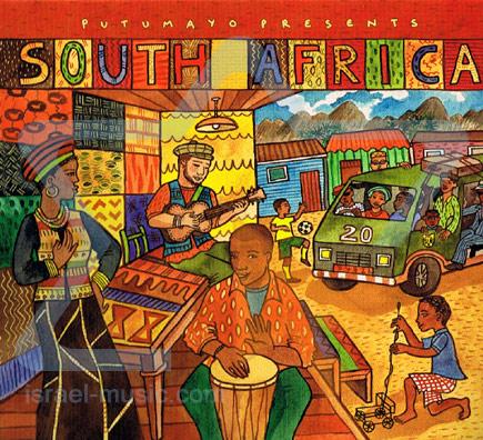 South Africa by Putumayo