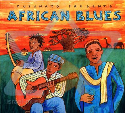 African Blues Par Putumayo