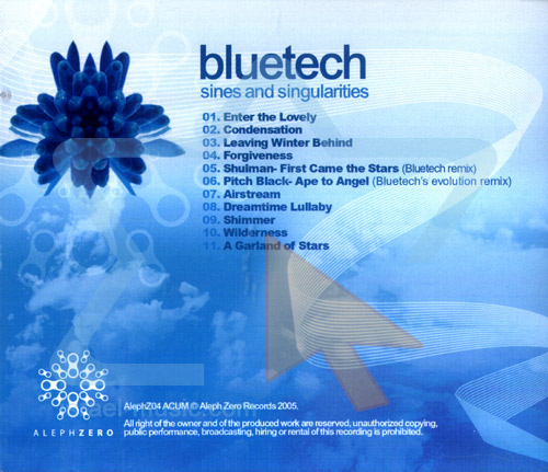 Sines and Singularity by Bluetech