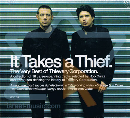 It Takes A Thief. by Thievery Corporation