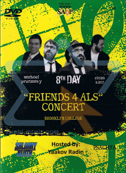 """Friends For Als"" Concert by Various"