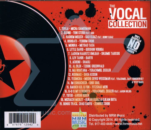 The Vocal Collection by Various