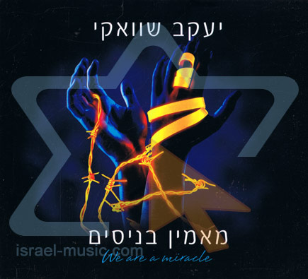 We Are A Miracle by Yaakov Shwekey