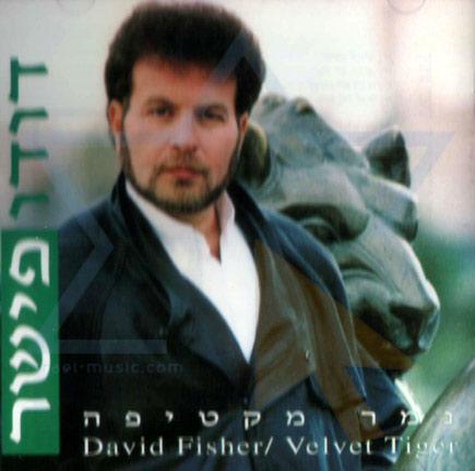 Velvet Tiger by David (Dudu) Fisher