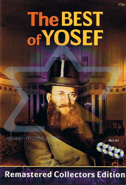 The Best of Yosef by Cantor Yossele Rosenblatt